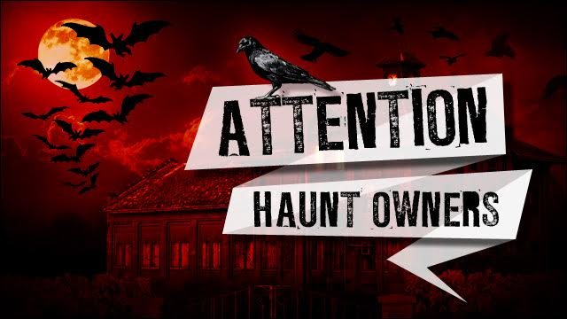 Attention Fort Worth Haunt Owners